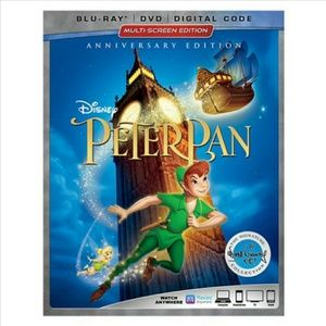 ☆Peter Pan Blue Ray